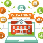 Elearning concept for education
