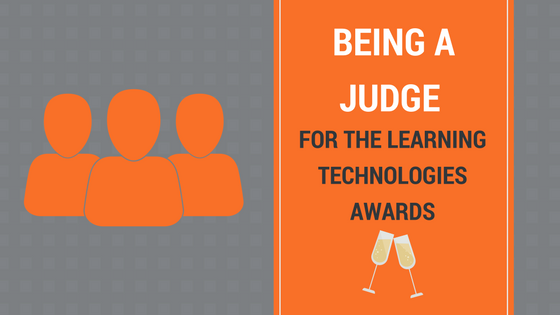 judging elearning awards