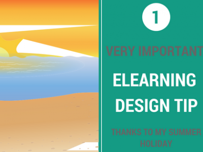 elearning design tip