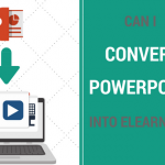 convert powerpoint into elearning