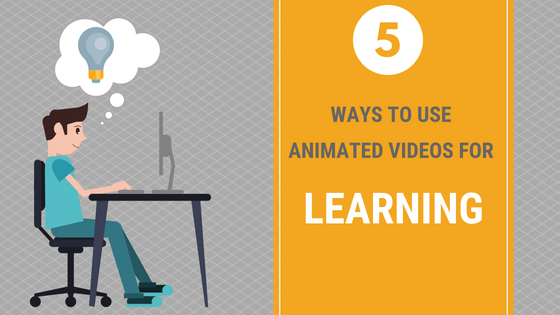 ways to use animated videos
