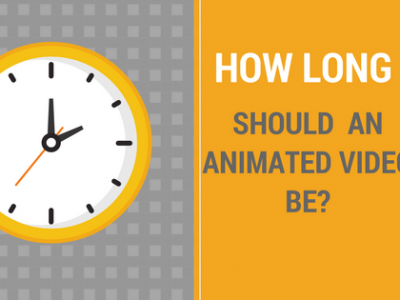 how long should animated video be