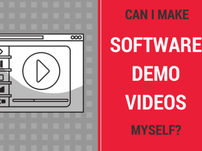 Can I make software demo videos myself