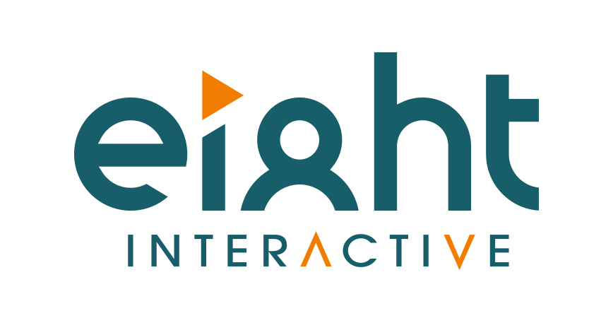 eight interactive logo 2019